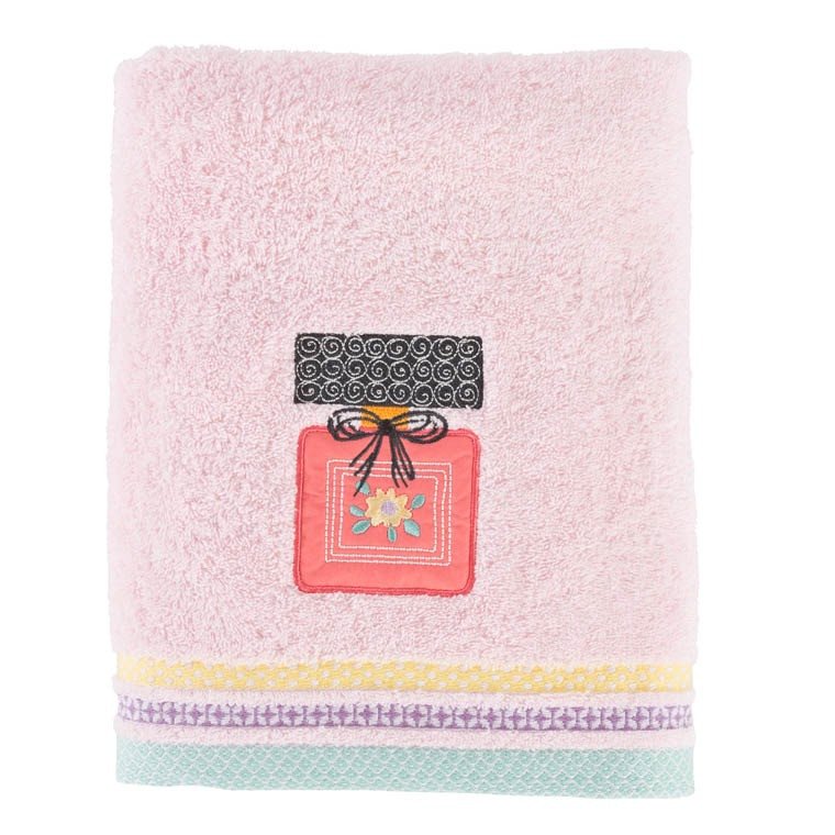Drap de bain LOVELY ROSE