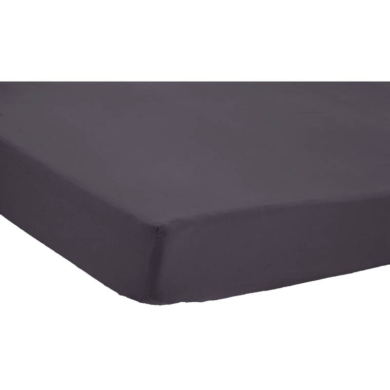 Drap housse SONGE ANTHRACITE