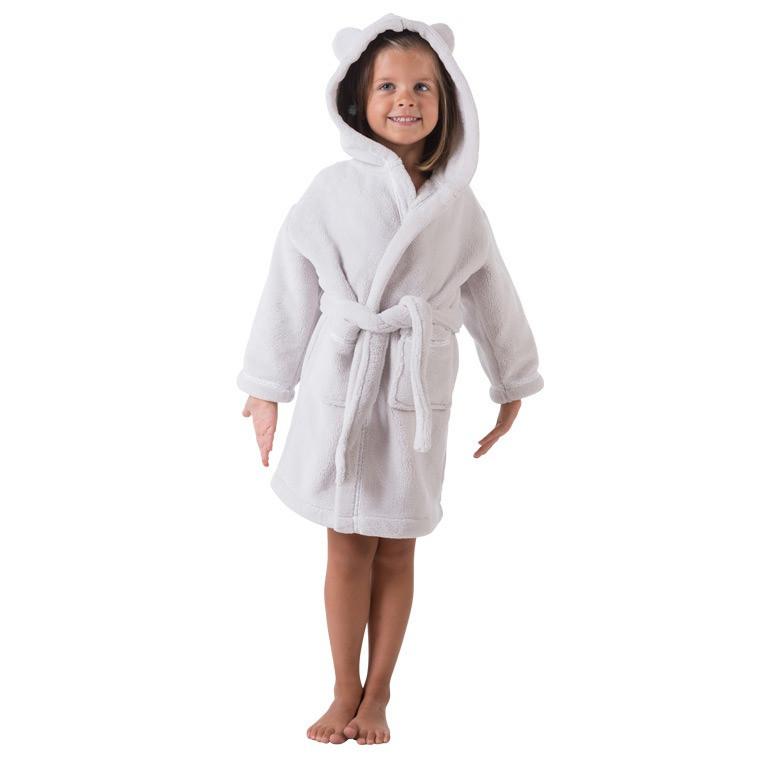 Robe de chambre enfant timeo perle carre blanc - Chambre timeo ...