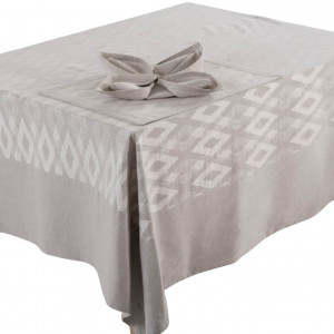 Nappes de table unies ou imprim es linge de table - Nappe de table carre ...