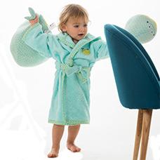 Linge pour bébés