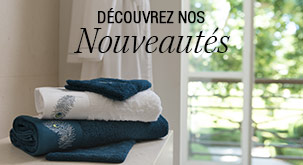 Parures de bain fantaisies