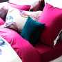 Coussin DIVA MENTHE