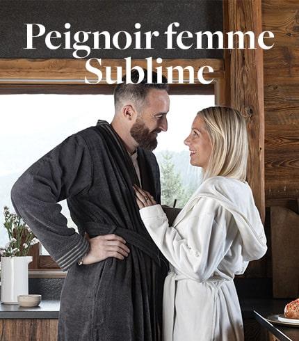 Peignoir femme Sublime