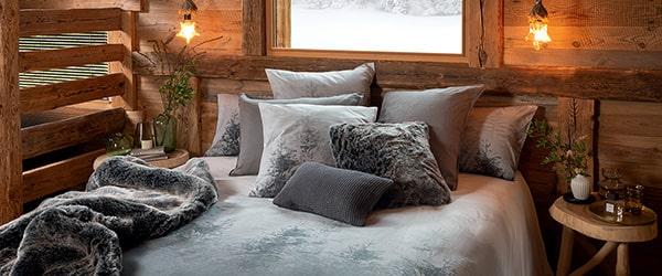 Parure de lit blush-lit