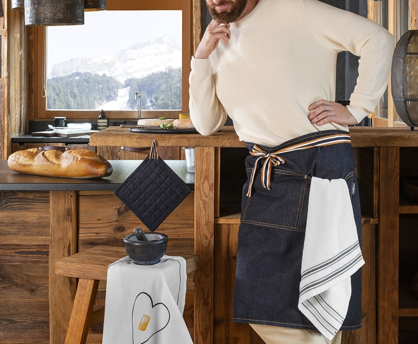 Parure de cuisine Bistro