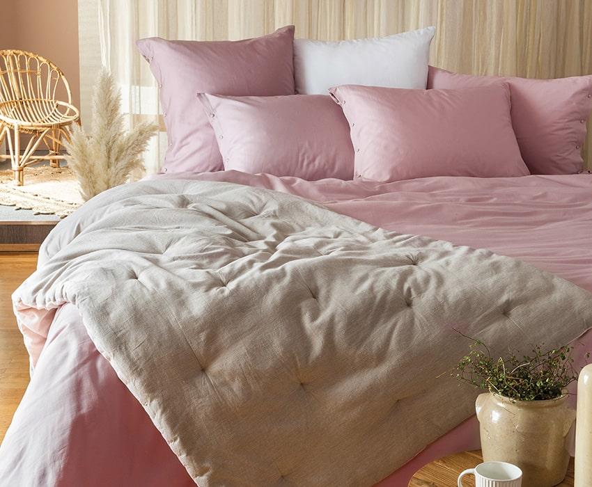 Parure de lit Quartz blush