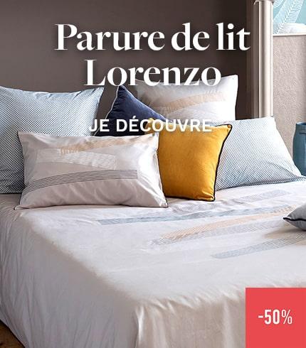 Parure de lit Lorenzo