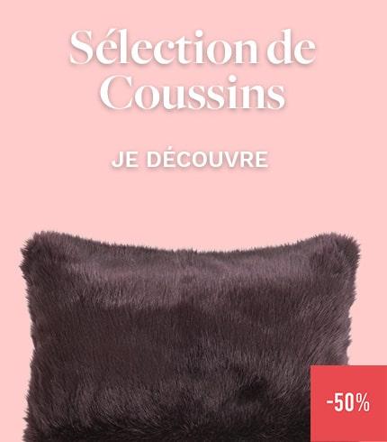 Sélection de coussins