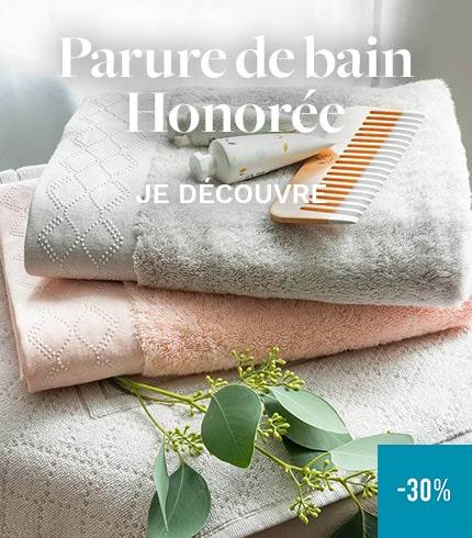 Parure de bain Honorée