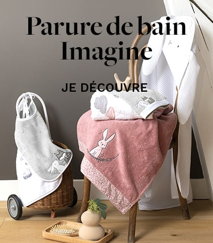 Parure de bain Imagine