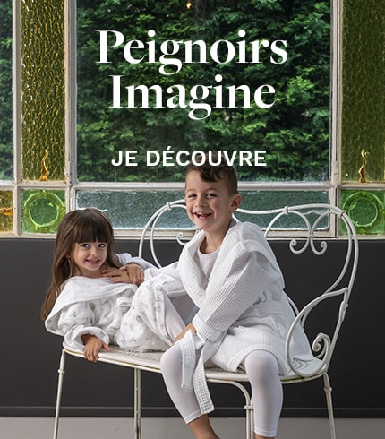 Peignoir enfant Imagine