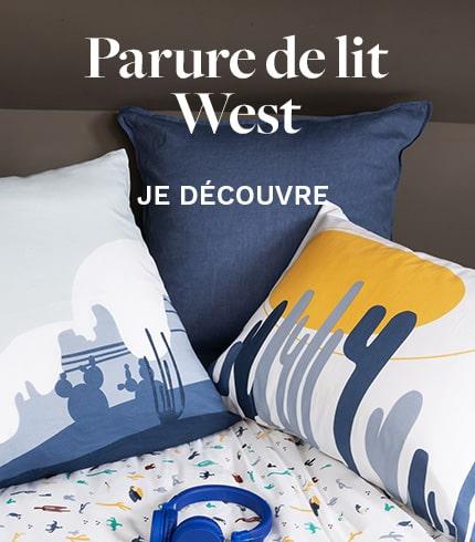 Parure de lit enfant West