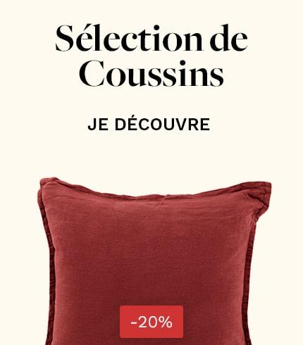 Sélection de coussin