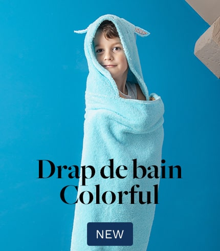 Parure de bain Colorful