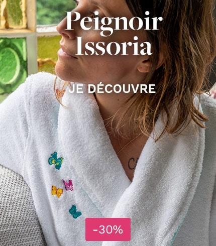 Peignoir femme Issoria