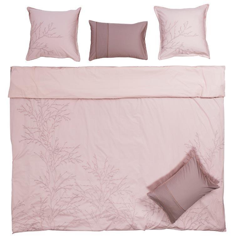 Parure de lit satin de coton Blush  - 4