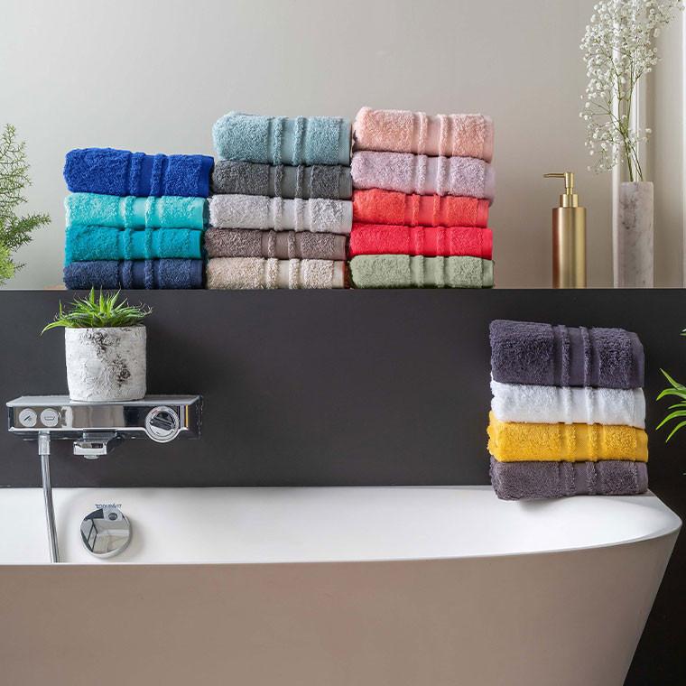 Serviette de toilette coton Lola II ananas - 6