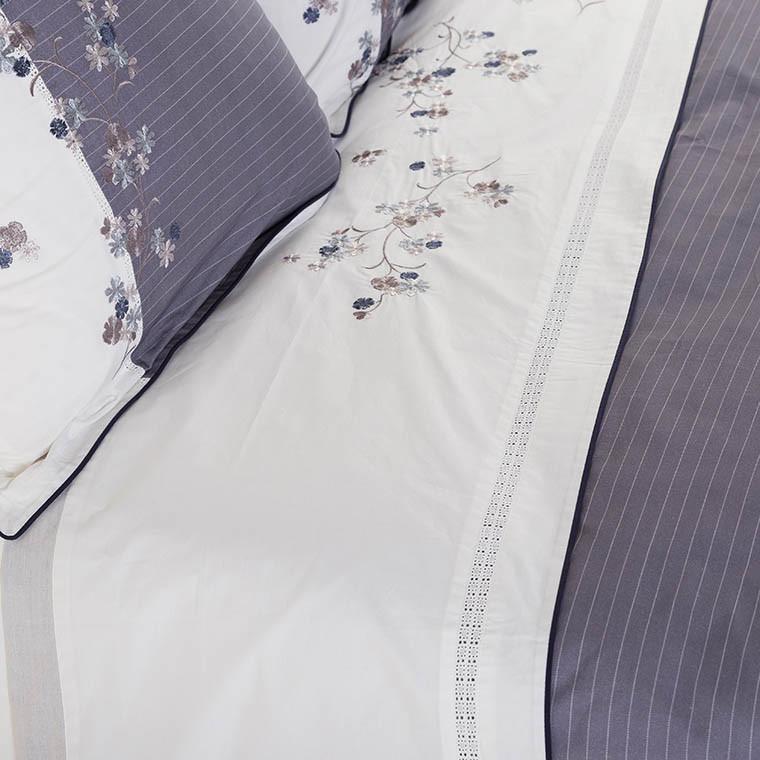Drap de lit elisa carre blanc - Drap de plage carre blanc ...