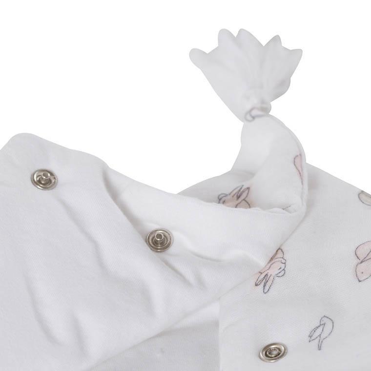 Nid d'ange coton biologique imprimé animaux Imagine - 3