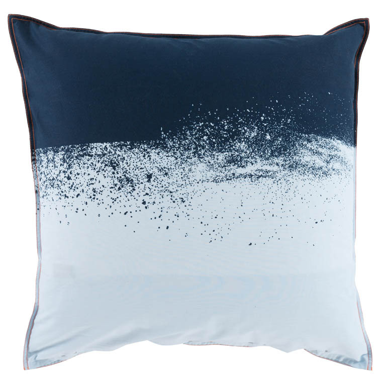 taie d 39 oreiller carr impact roland garros 2017 carre blanc. Black Bedroom Furniture Sets. Home Design Ideas