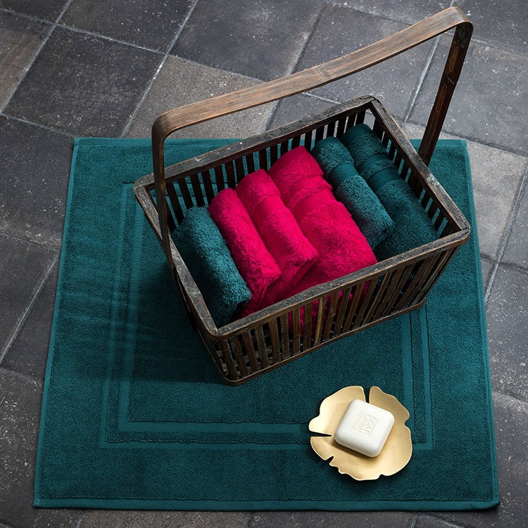 Parure de bain coton Lola II - 2