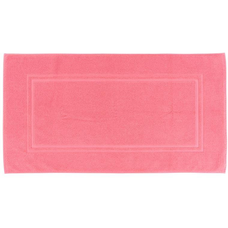Tapis de bain coton Lola II rose - 0