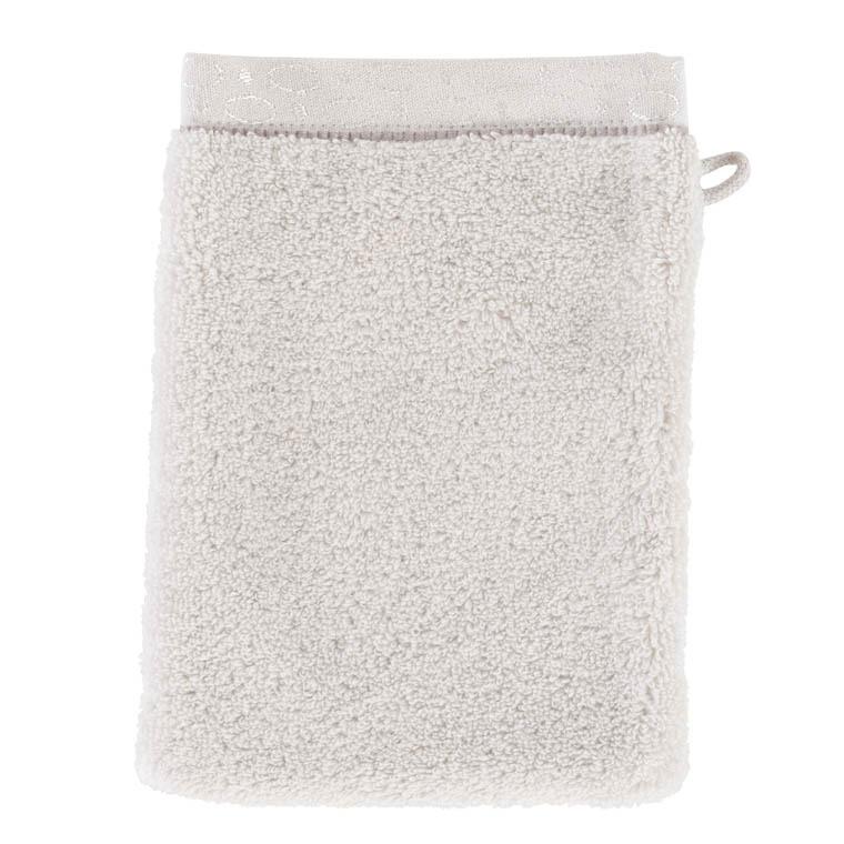 Gant de toilette coton Maestro lin - 0