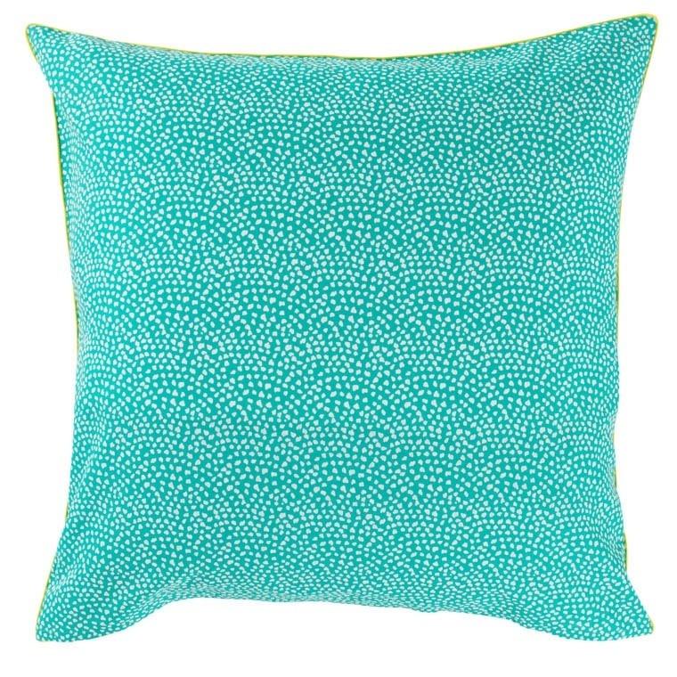 Taie d'oreiller carrée coton Margaux - 1