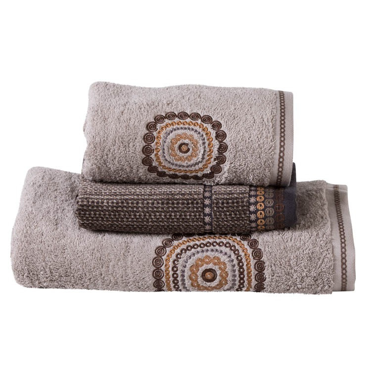 drap de bain must carre blanc. Black Bedroom Furniture Sets. Home Design Ideas