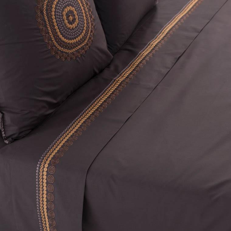 drap de lit must carre blanc. Black Bedroom Furniture Sets. Home Design Ideas