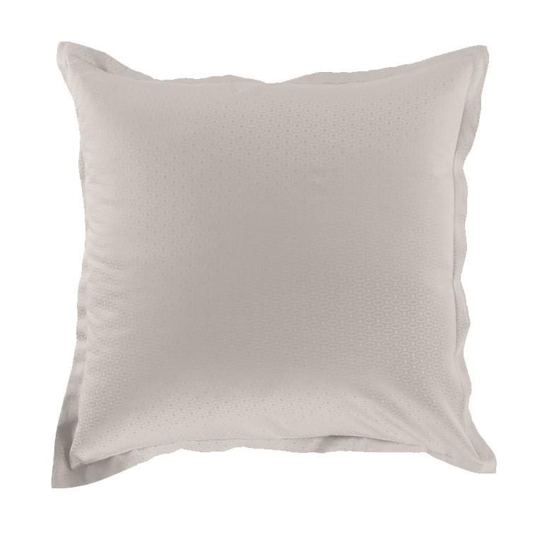 taie oreiller carre blanc