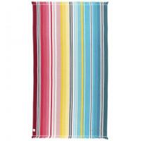 Fouta coton rayures multicolores BOCA