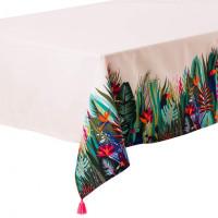 Nappe de table coton imprimée Jalapao