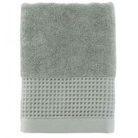 Drap de bain bouclette de coton biologique Source lichen