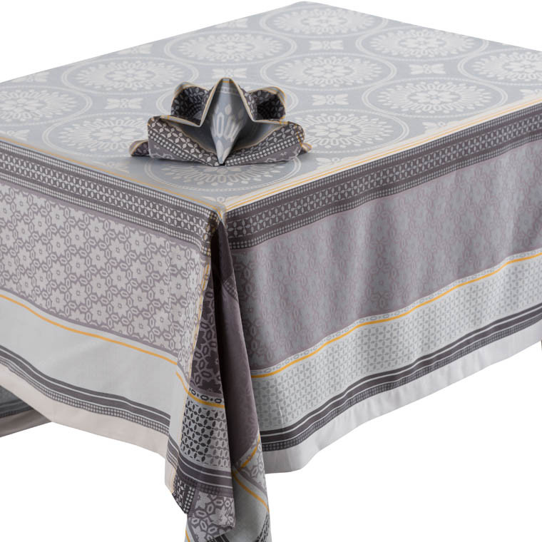 nappe castello carre blanc. Black Bedroom Furniture Sets. Home Design Ideas