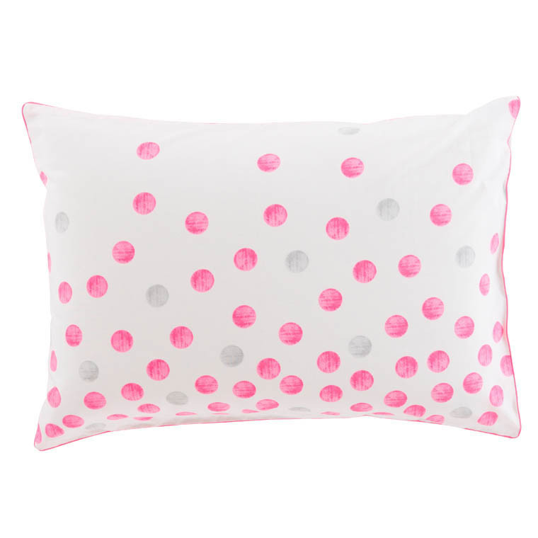 Taie d'oreiller rectangulaire CLEO ROSE