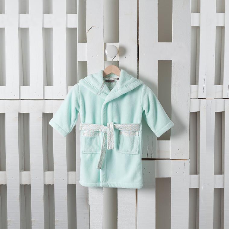Robe de chambre bébé GABIN AMANDE