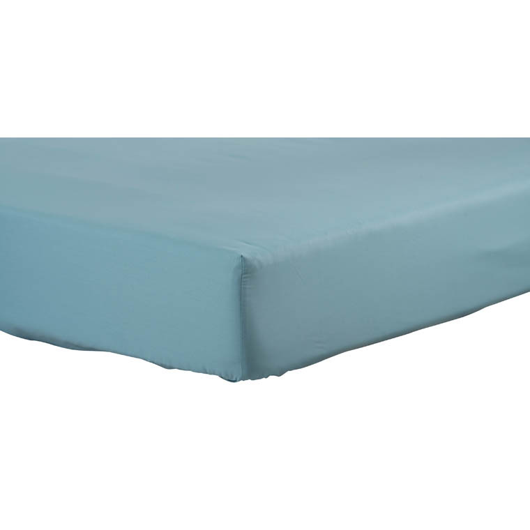 drap housse ivano carre blanc. Black Bedroom Furniture Sets. Home Design Ideas