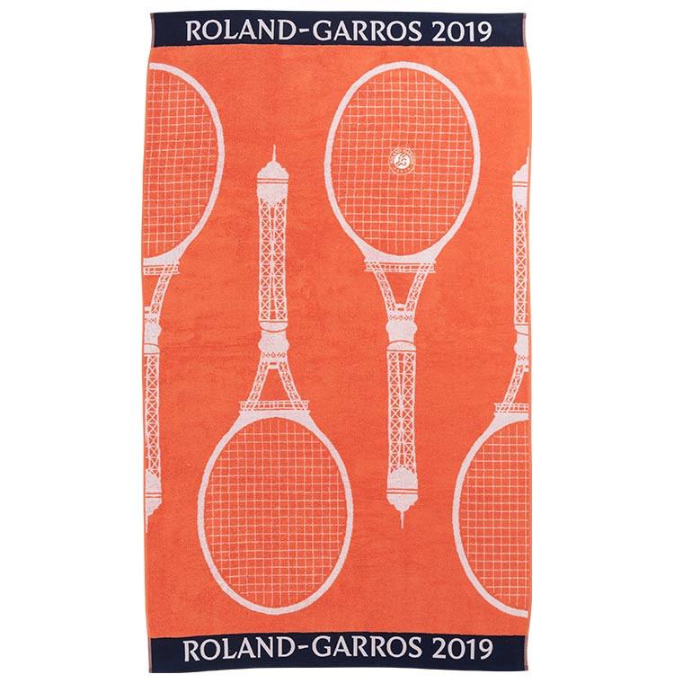 a1292d4c2a ... Serviette de plage Roland Garros 2019 orange. Previous