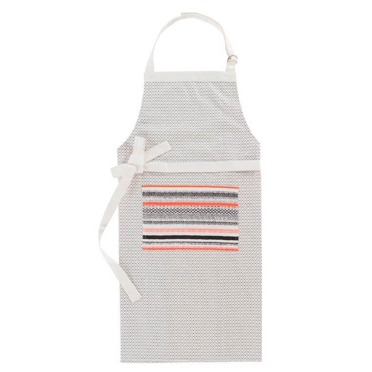 Tablier de cuisine coton imprimé Kelim