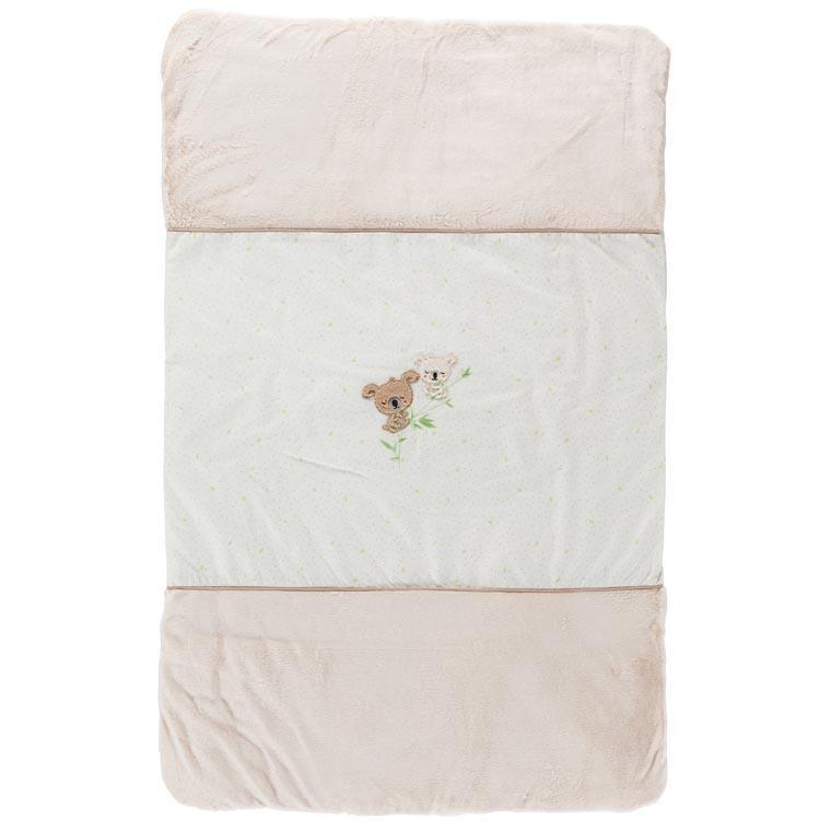 Comforter percale de coton koala Koalin