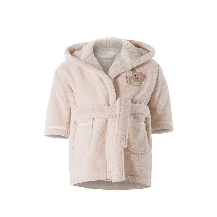 Robe de chambre bébé polaire Koalin lin