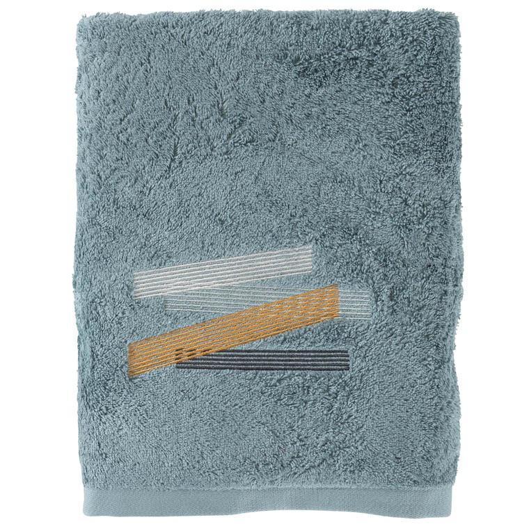 drap de bain lorenzo glacier carre blanc. Black Bedroom Furniture Sets. Home Design Ideas