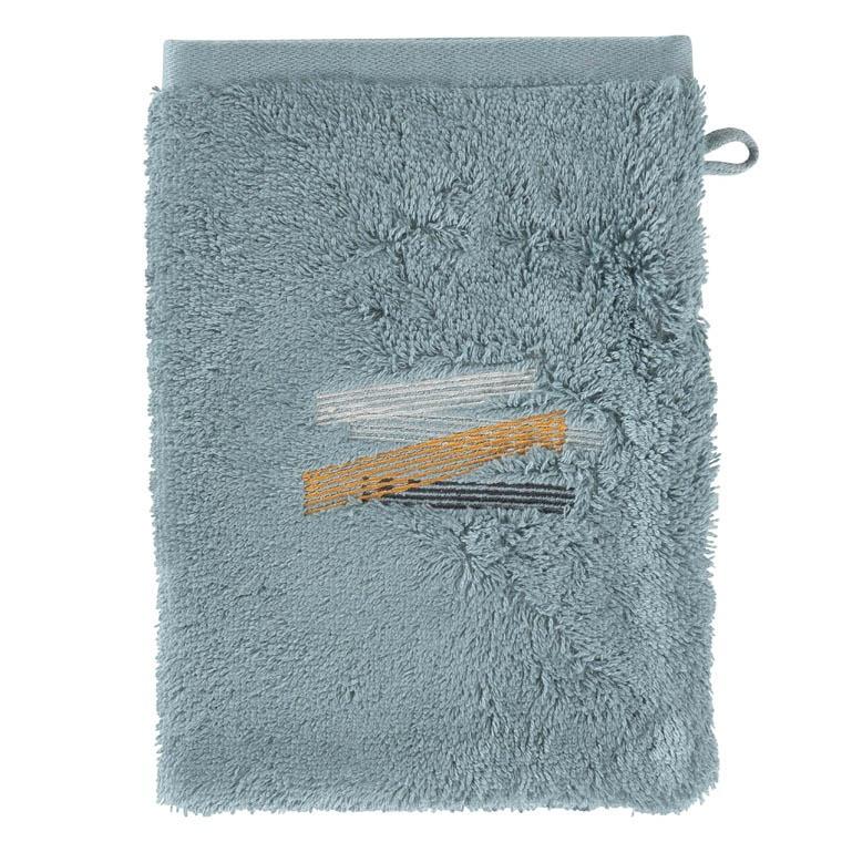 Gant de toilette LORENZO GLACIER