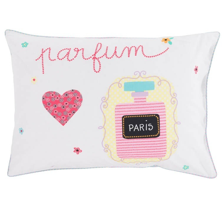 Taie d'oreiller rectangulaire LOVELY