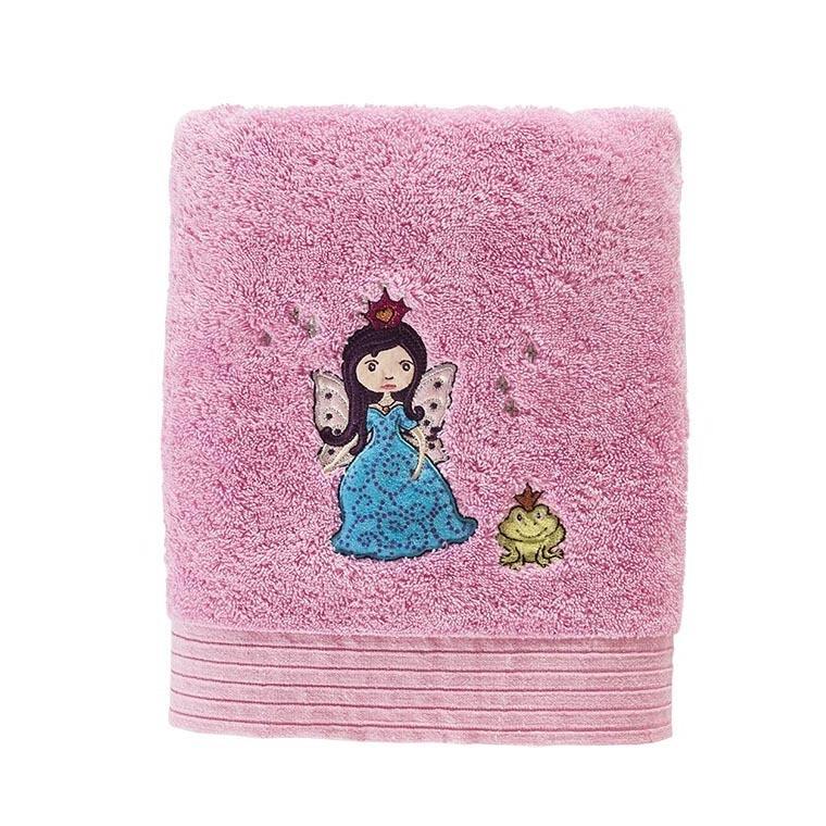 Drap de bain MORGANE ROSE