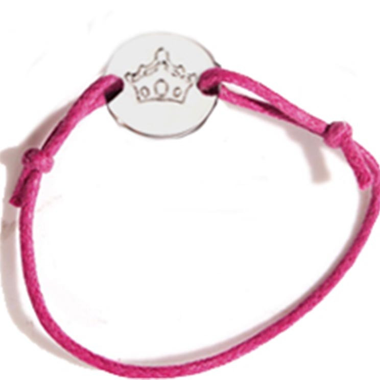 Bracelet Enfant Morgane FUSCHIA