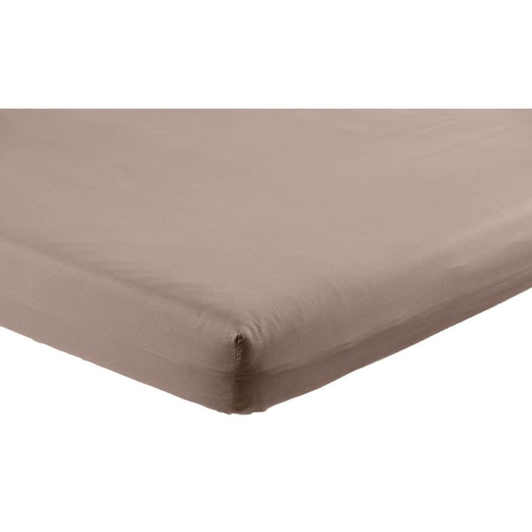Drap housse NEO TAUPE