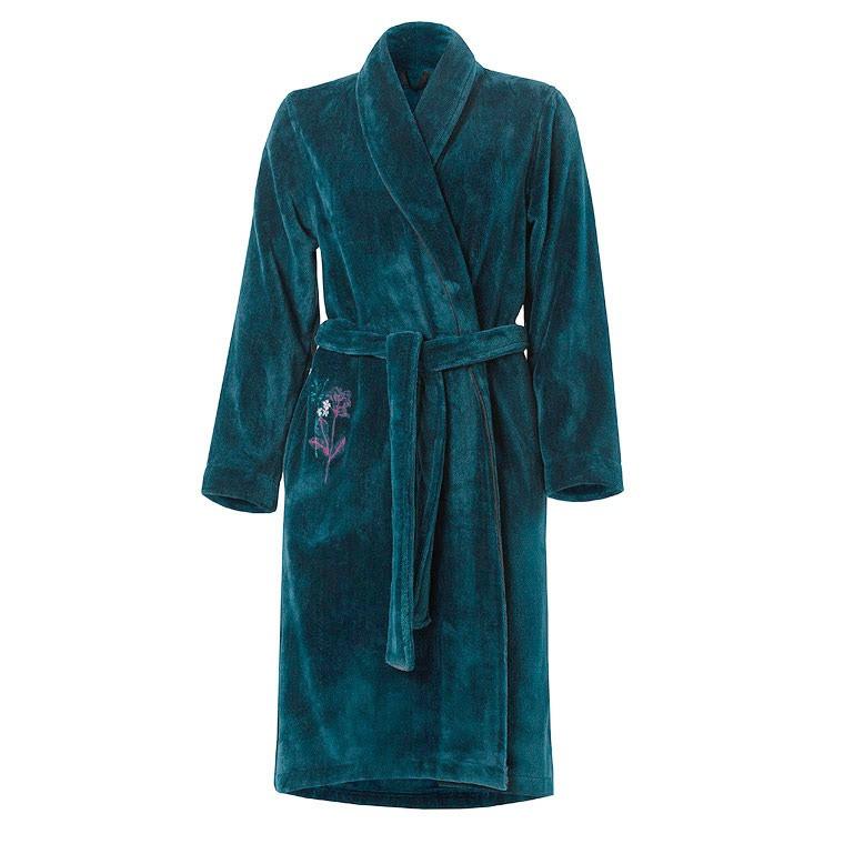 Robe de chambre femme OMBELLES CANARD